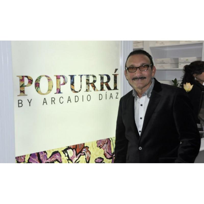 Arcadio Díaz: Popurrí de buen vestir